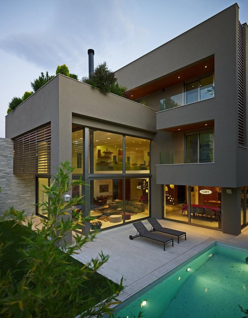 for Modern residence design