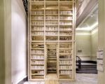 ARK Booktower by Rintala Eggertsson Architects, Commisioned by Victoria & Albert museum, London