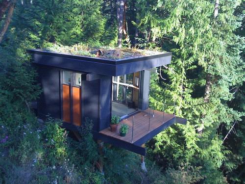 hut-office